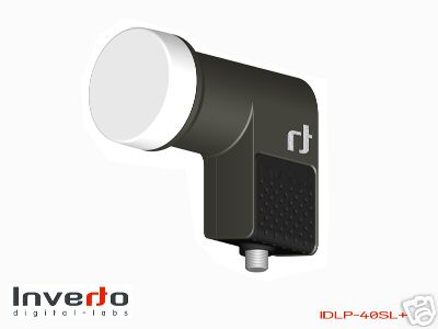 Inverto Silver Tech 0.2dB Single LNB