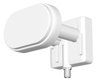 Inverto monoblock 3 degree LNB 0.2dB