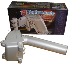 TECHNOMATE tm 2600 HIGH GRADE METAL GEAR  DISEQC MOTOR