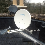 New smaller 2nd generation 0.75m dish45