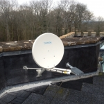New smaller 2nd generation 0.75m dish46