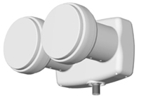 Inverto monoblock 6 degree LNB 0.2dB